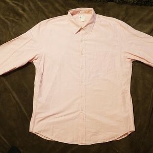 "J Crew ""Washed Casual"" Long Sleeve Button Down"